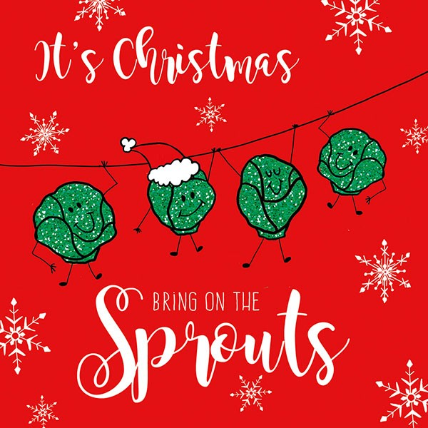 Bring on the sprouts
