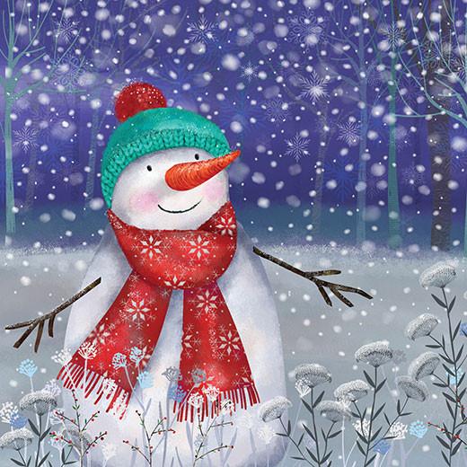 Snowman's Joy